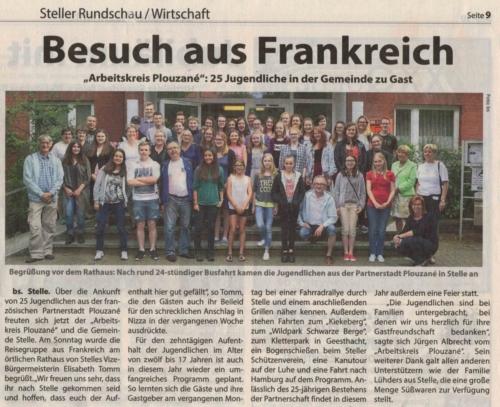 2016-07-19b Steller Rundschau