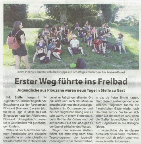 2018-09-05 Steller Rundschau